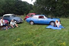 4. Oldtimer Picknick in Eggenburg