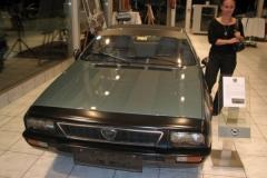 Das Autohaus Damisch feiert 100 Jahre Lancia