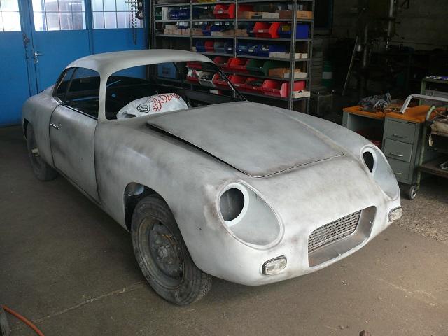 Appia GTE Zagato Bj 1960