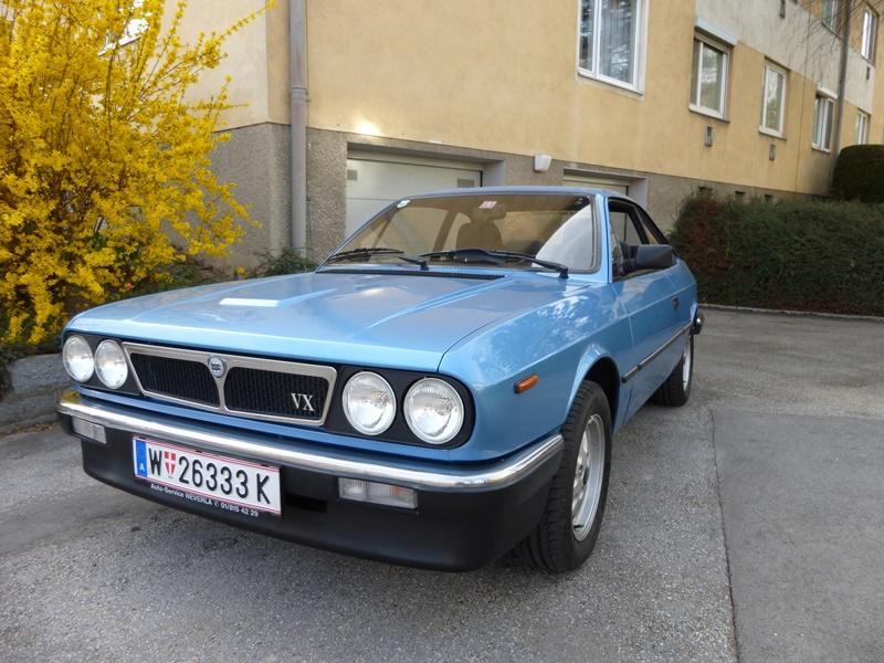 Beta Coupe VX Bj 1985