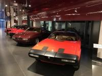 Alfetta Spider Coupé, Zeta 6, Scarabeo II, Sprint 6C