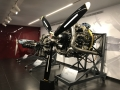 Flugzeugmotor 135 RC 32