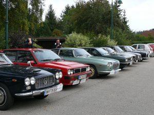 Parkplatz Villa Sinnenreich