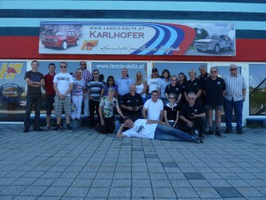 Internationales Treffen 2012