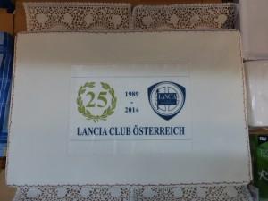 25 Jahre Lancia Club Österreich