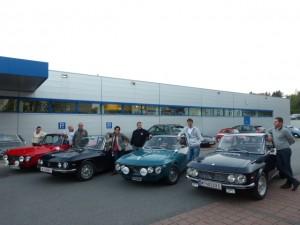 Rallye Historiale 2014