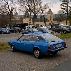 Lancia Beta Coupe