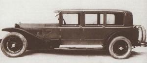 Limousine – 7. Serie