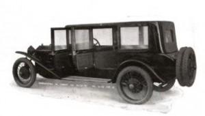 Limousine - 3. Serie