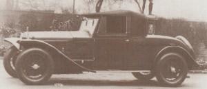 Drop-head coupé - 8. Serie