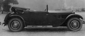 Cabriolet – späte Serie