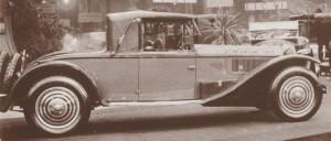Cabriolet – 7. Serie