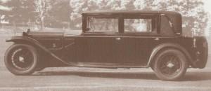 « Faux » Cabriolet – 9. Serie
