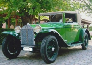 Cabriolet – 8. Serie