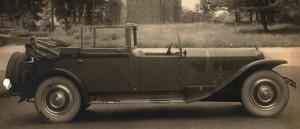 Sechssitzer Landaulet – 8. Serie