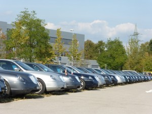 Lancia Thesis Treffen 2016