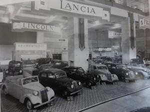 Präsentation Automobilmesse