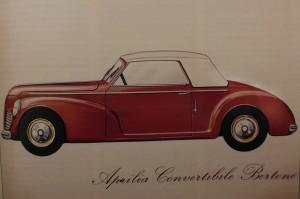 Lancia Aprilia Bertone