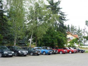 Fahrzeuge des LCÖ