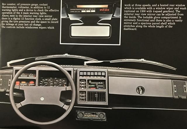 Delta Prospekt 1980