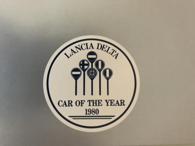 Auszeichnung: Auto des Jahres 1980